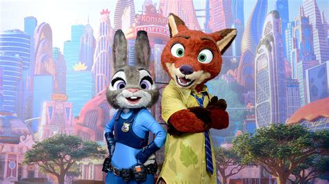 meet and greet film london love story disney world finally gets a zootopia meet and greet 8