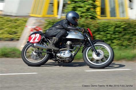 Classic Motorrad Nl by Adriaans Album Bsa B33 1965 Dick Beets Galerie Www