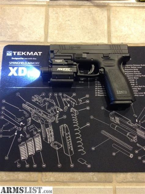 springfield xd tactical light armslist for sale springfield armory xd 40 w tactical