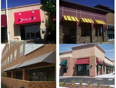 Storefront Awning by Storefront Standard Awning Js Canvas Awnings Of Sacramento