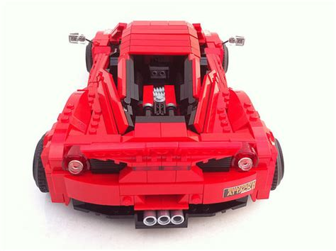 Lego 458 Italia Lego Liberty Walk 458 Italia The Lego Car