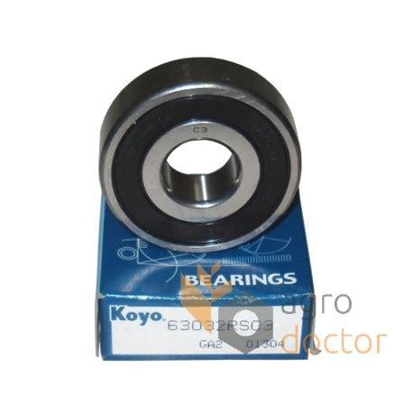 Bearing 6209 2rs C3 Koyo 6303 2rs c3 koyo groove bearing oem 132648 0 for claas combine harvester buy