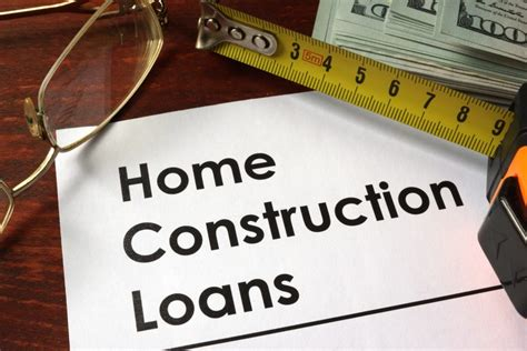 modular home construction loan home review