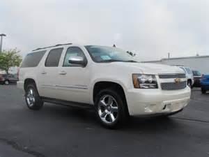 2014 Chevrolet Suburban Ltz 2014 Chevrolet Suburban 1500 Ltz Black In Lisle Illinois