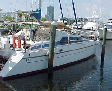 prout catamarans for sale south africa used prout manta 38 catamaran for sale tao