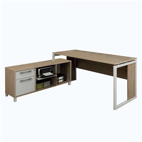 Schreibtisch Kombination by Schreibtisch Kombination Agency 2 Teilig Eiche Sonoma