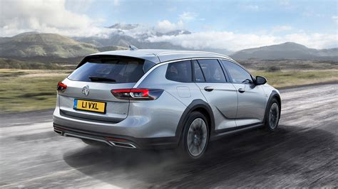 vauxhall insignia estate vauxhall insignia gets chunky with new country tourer