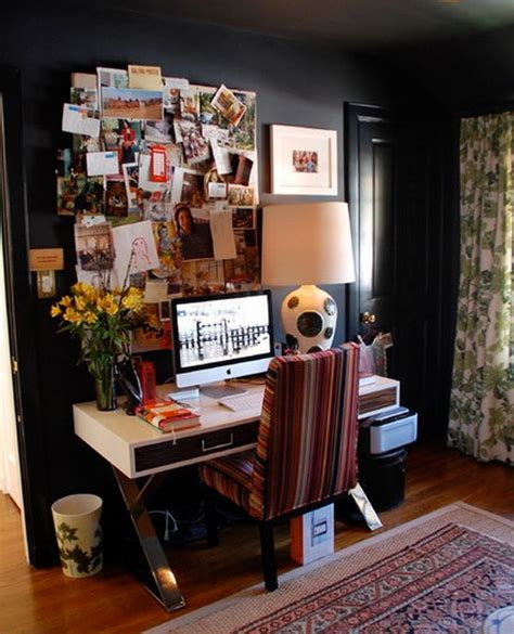tiny office 20 home office design ideas for small spaces