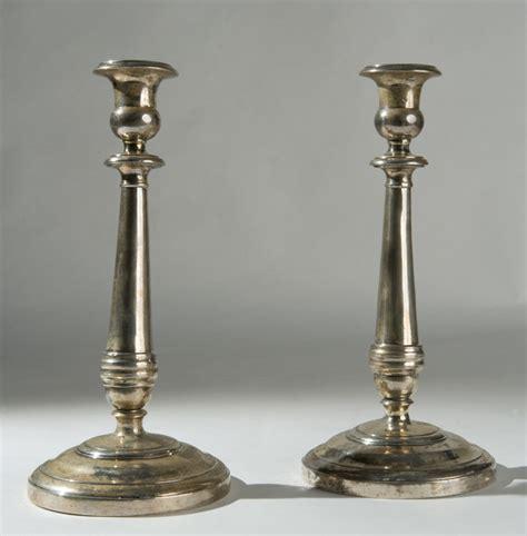 candelieri in argento candelieri in argento general sale asta 83 minerva
