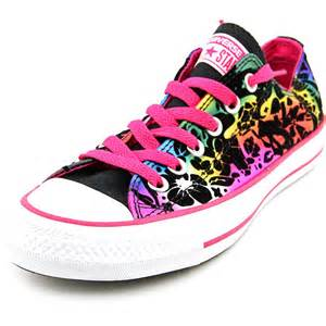 colored converse converse ct ox us 7 multi color sneakers ebay