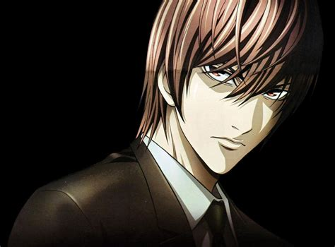 light yagami light yagami wallpapers wallpaper cave