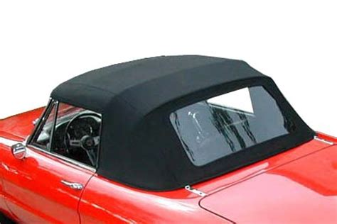Convertible Top Upholstery by Seat Upholstery Covers For Alfa Romeo Spider 105 And 115