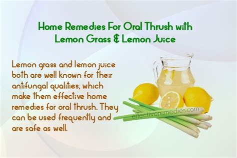 top 23 home remedies for thrush in adults