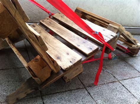 paletten liege liegestuhl aus paletten selbstbau gartenm 246 bel 2