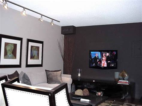 black accent wall in living room 17 best images about office wall painting ideas on paint colors wall colors and