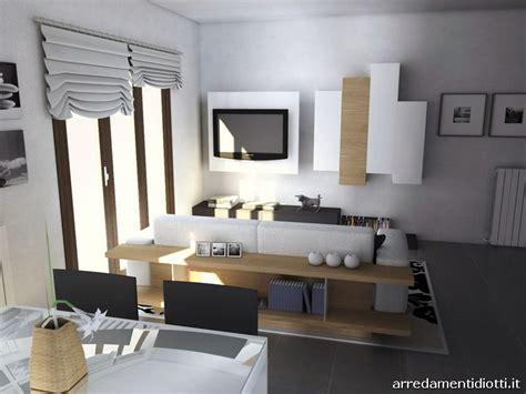 arredamento zen cool soggiorno side system e divano zen bianconoce diotti