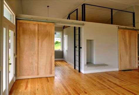 Sliding Barn Doors Interior Office And Bedroom Sliding Barn Door For Interior