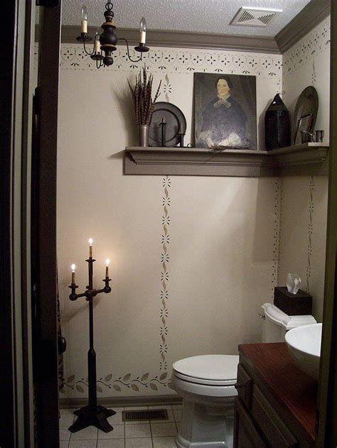colonial bathroom lighting 1000 images about primitive decorating ideas on pinterest