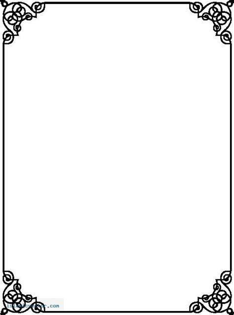 Free Microsoft Borders and Frames - WOW.com - Image