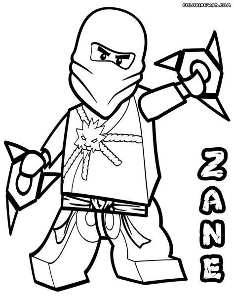 lego ninjago zane coloring pages worksheet coloring pages