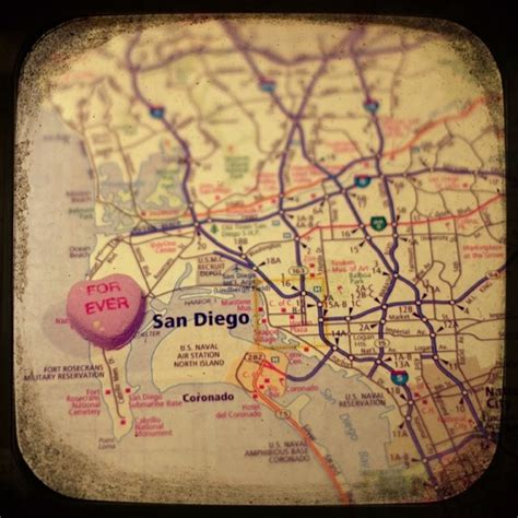 San Diego Gift Card Ideas - 32 best san diego maps images on pinterest maps cards and san diego