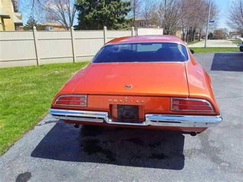 Pontiac Firebird Years by 1972 Pontiac Firebird Formula 350 Same Owner For 20 Years