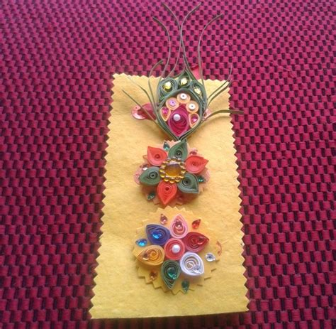 Indian Handmade Crafts - 1000 images about rakhi ideas on rakhi