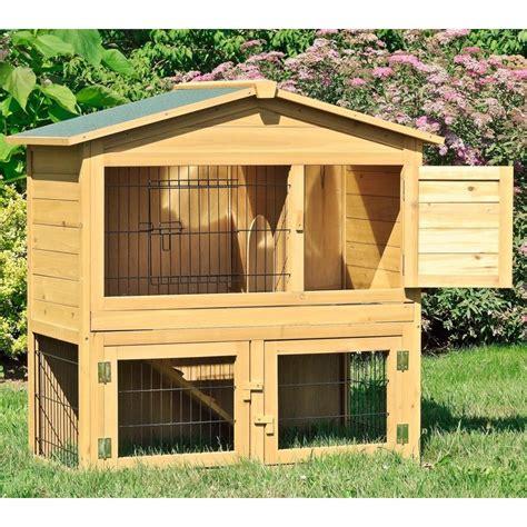 gabbie per conigli nani gabbia per conigli nani in legno da esterno o interno