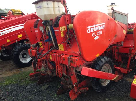 Grimme Potato Planter by Grimme Planter Gl 32 B Grimme Used Potato Machinery