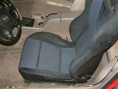 subaru svx back seat recaro seats are in aka how to build your own seat