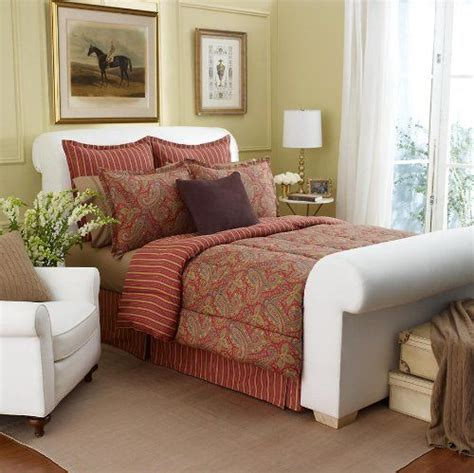 Bedding Sets Edmonton By Ralph Edmonton Paisley 4 Comforter Set By Ralph