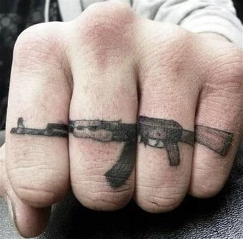 thumb tattoos for men finger tattoos for design ideas for guys