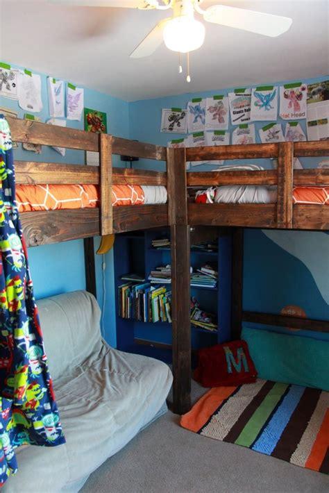 Diy Boys Room Decor Boys Room Decor And L Shaped Loft Bed Timandmeg Net Diy Room Decor Lofts And Room
