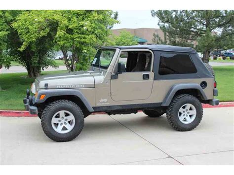lj jeep jeep wrangler 2004 2006 unlimited lj