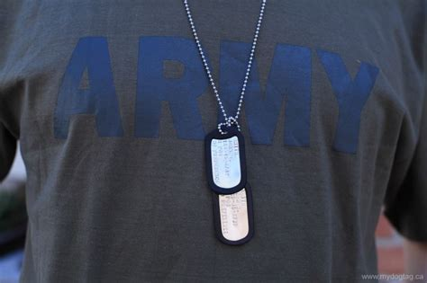 Kalung Real Picture dogtags