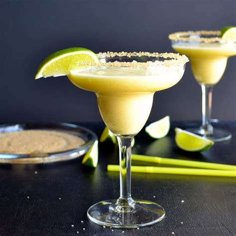 pineapple margarita frozen pineapple margarita taste and nourish