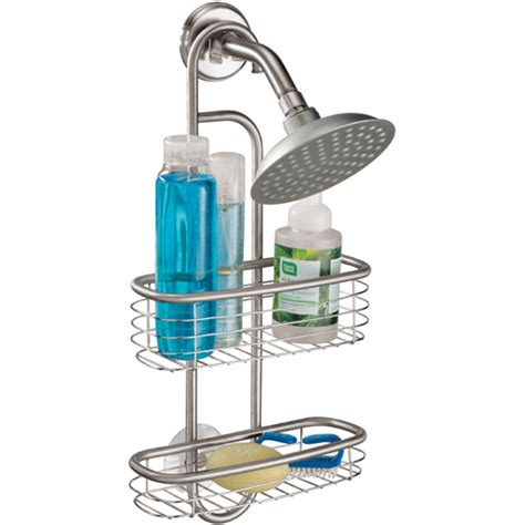 Hanging Bathroom Shower Caddy Interdesign Hanging Shower Caddy In Shower Caddies