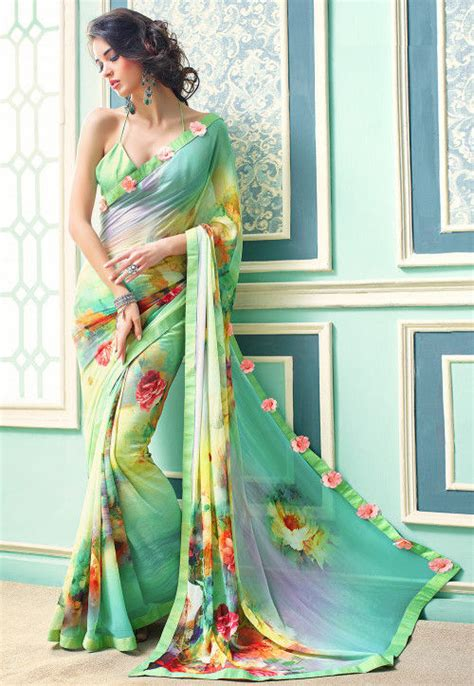 Simple Daily Wear Saree Blouse Designs