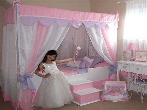 canopy for girls bed canopies for girls bed room decorating ideas home