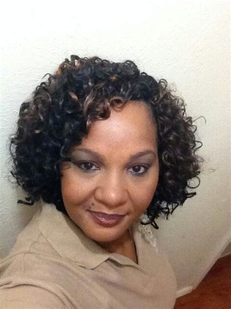 crocket hair style for older black women crochet hair for women over 50 60 bob haircuts for black