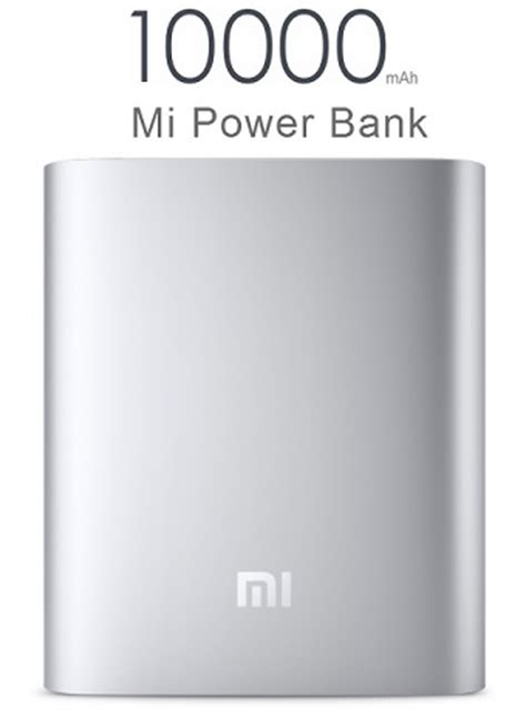 Power Bank Mi 8800mah xiaomi mi power bank 10000mah silver specifications photo xiaomi mi