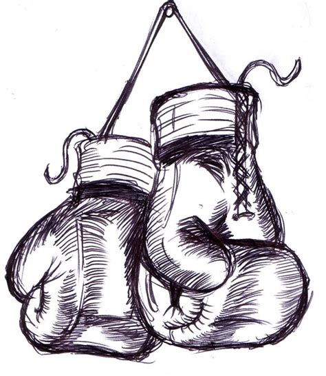 tattoo gloves 25 best ideas about boxing gloves on