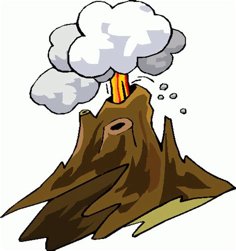 clipart volcano volcano clip art free clipart panda free clipart images