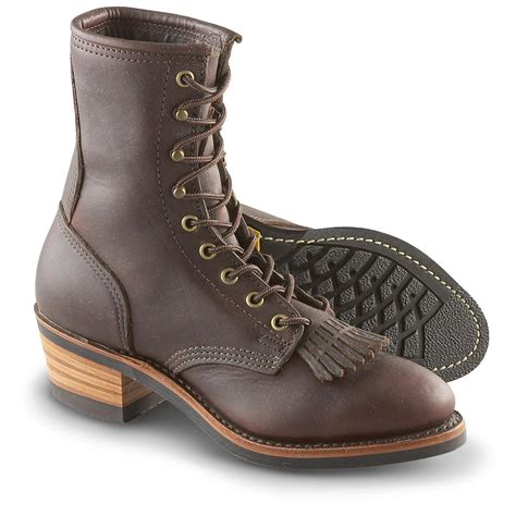 s h boots 174 aeroglide 7 quot packer boots black