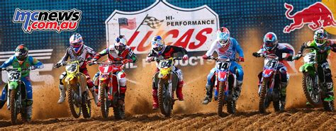 ama motocross sign ama mx 2016 hangtown images a mcnews com au