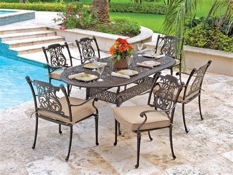 aluminum patio furniture sale furniture naples cast aluminum patio furniture patio