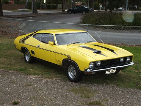 1973 Xb Gt Ford Falcon Coupe by Top 5 Australian Cars