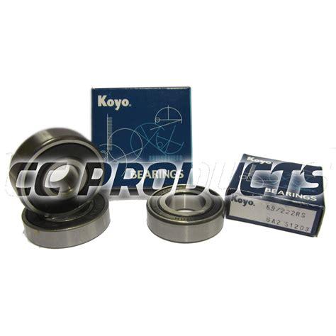 Bearing 8x22x7 cross center international koyo bearing 608 2rs 8x22x7