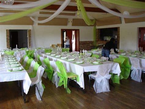 theme mariage rose et argent mariage vert anis et blanc mariage vert pinterest