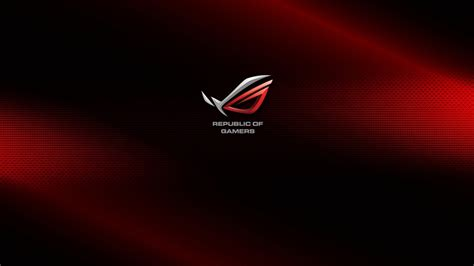 wallpaper republic of gamers 4k asus republic of gamers wallpaper